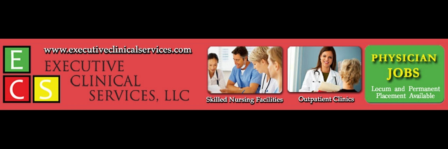 Executive Clinical Services, LLC is a pioneer in the recruitment and placement of healthcare professionals and executives into temporary and permanent positions across the country. The leadership team has a combined 120 years of experience in the healthcare industry and dedicated to provide the optimum staffing solutions to the healthcare facilities at competitive prices